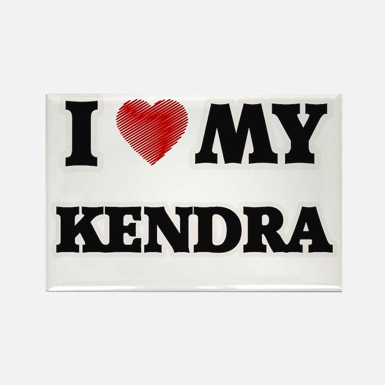 I love my Kendra Magnets
