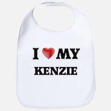 I love my Kenzie Bib