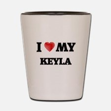 I love my Keyla Shot Glass