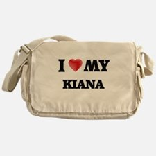 I love my Kiana Messenger Bag