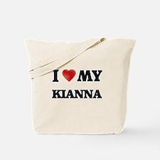 I love my Kianna Tote Bag