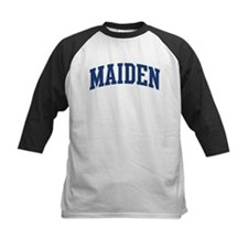 MAIDEN design (blue) Tee