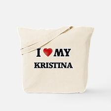 I love my Kristina Tote Bag