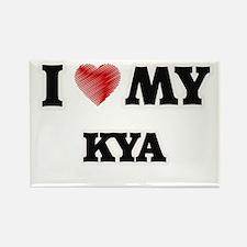 I love my Kya Magnets