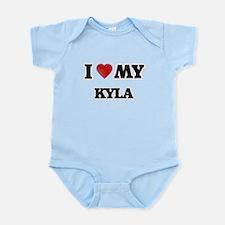 I love my Kyla Body Suit