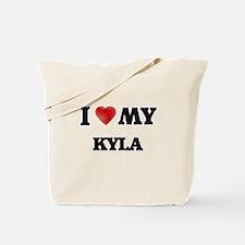 I love my Kyla Tote Bag