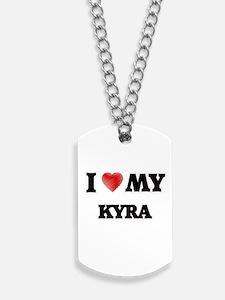 I love my Kyra Dog Tags