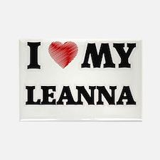 I love my Leanna Magnets