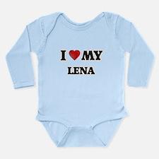 I love my Lena Body Suit
