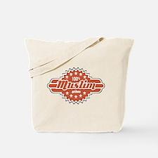 100% Muslim .gotDeen Tote Bag