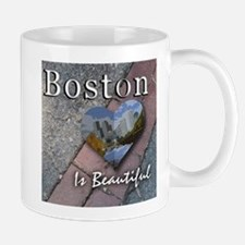 """""""Boston Is Beautiful"""" Mug Mugs"""