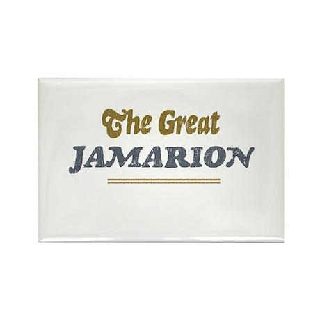 Jamarion Rectangle Magnet