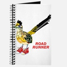 Road Runner in Sneakers Journal