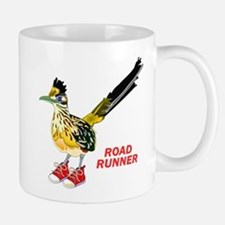 Road Runner in Sneakers Mugs