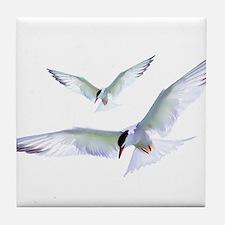 Turn Tern Turn Tile Coaster