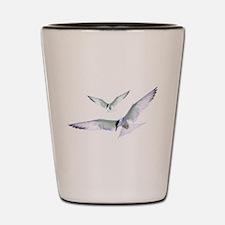 Turn Tern Turn Shot Glass