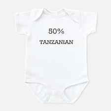 50% Tanzanian Infant Bodysuit