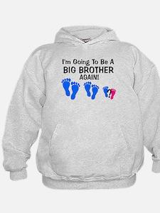 Unique Big brother again Hoodie