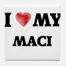I love my Maci Tile Coaster