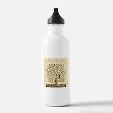 Tree Water Bottle