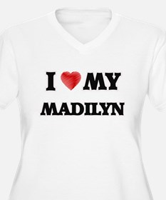 I love my Madilyn Plus Size T-Shirt