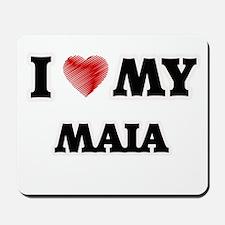 I love my Maia Mousepad