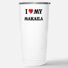 I love my Makaila Stainless Steel Travel Mug
