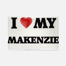 I love my Makenzie Magnets