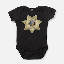 Deputy sheriff Baby Bodysuit