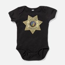 Unique California deputy Baby Bodysuit