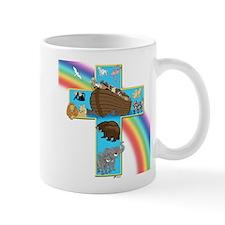 Blue Noah's Cross Mug
