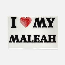 I love my Maleah Magnets