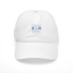 Clinton / Obama 2008: Great for America Cap