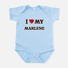 I love my Marlene Body Suit
