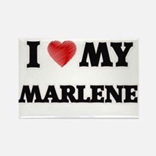 I love my Marlene Magnets