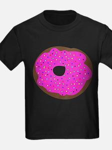 Pink Doughnut T-Shirt