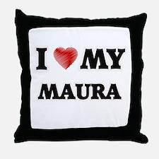 I love my Maura Throw Pillow