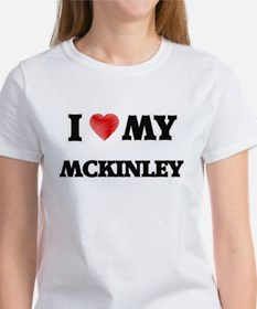 I love my Mckinley T-Shirt