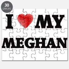 I love my Meghan Puzzle