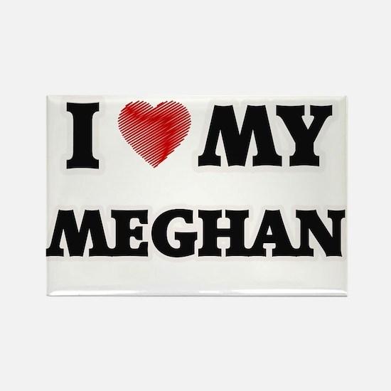 I love my Meghan Magnets