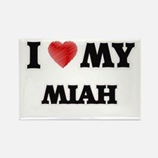I love my Miah Magnets