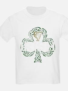 Irish Shamrock Erin Go Bragh T-Shirt