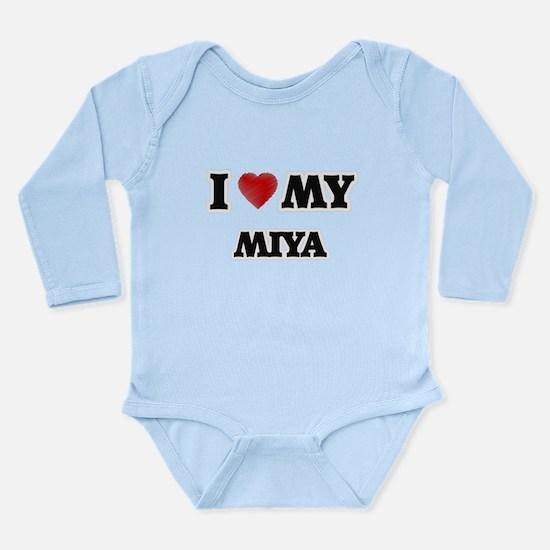 I love my Miya Body Suit