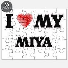 I love my Miya Puzzle