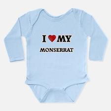 I love my Monserrat Body Suit