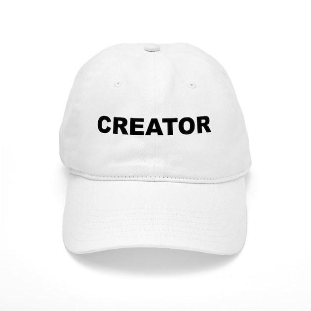 creator baseball cap by stlgtc