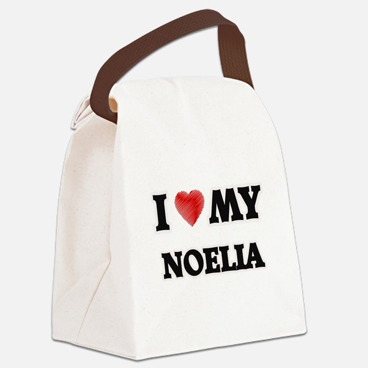 I love my Noelia Canvas Lunch Bag