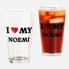 I love my Noemi Drinking Glass