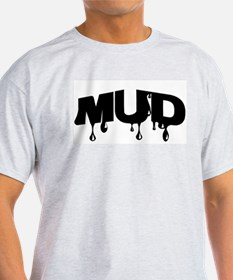 MUD T-Shirt - back:full logo (black)