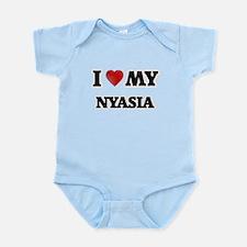 I love my Nyasia Body Suit